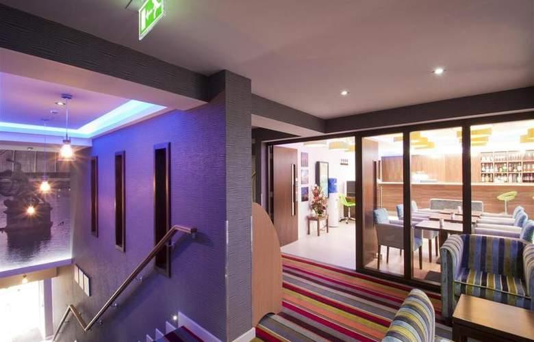 Best Western Plus Seraphine Hotel Hammersmith - Hotel - 68