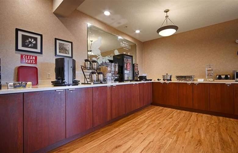 Best Western Plus Park Place Inn - Restaurant - 138