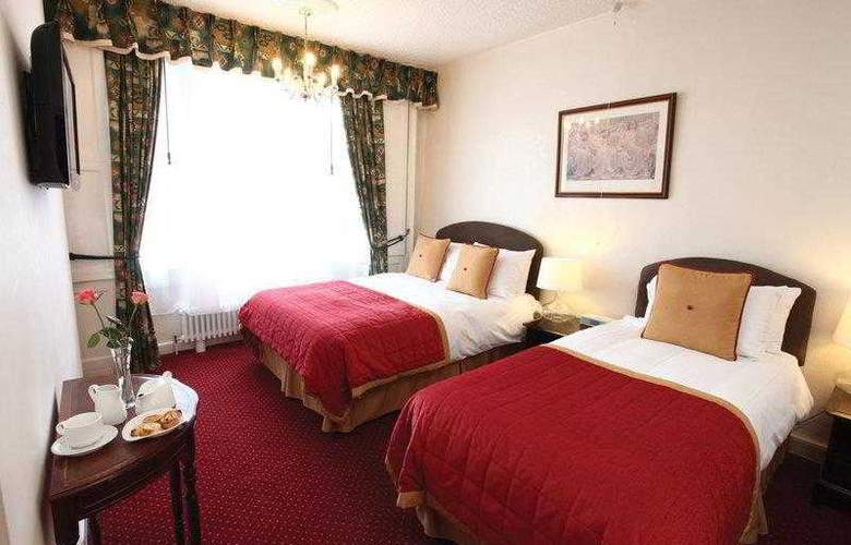 Best Western Henbury Lodge Hotel - Hotel - 9