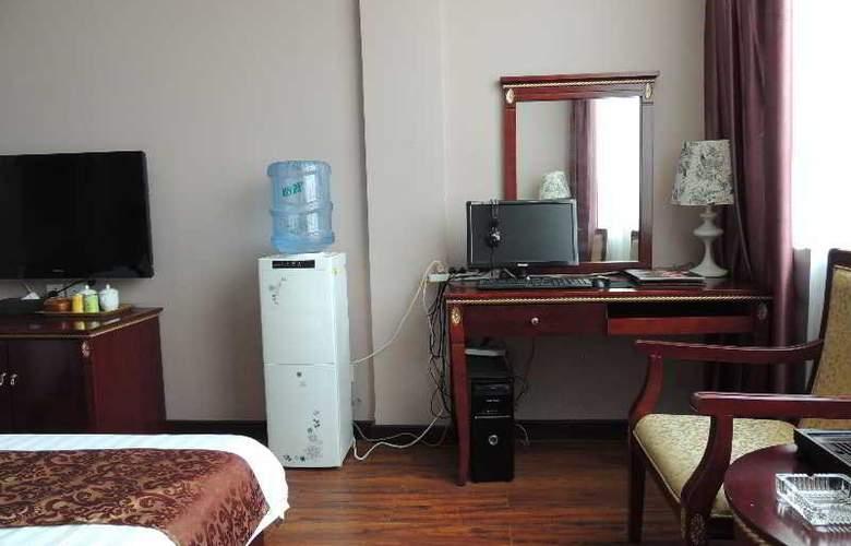 Guangzhou Blog Hotel - Terrace - 8