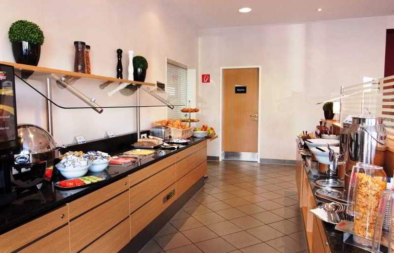 Holiday Inn Express Cologne Muelheim - Restaurant - 38