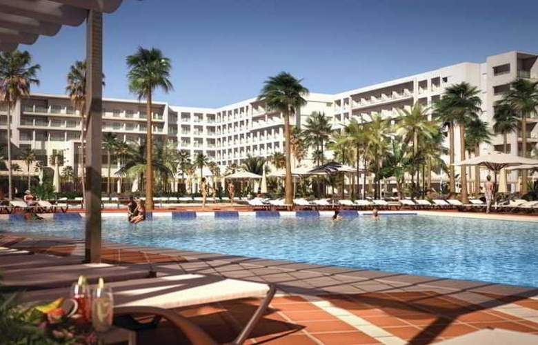 Riu Playa Blanca - Pool - 11