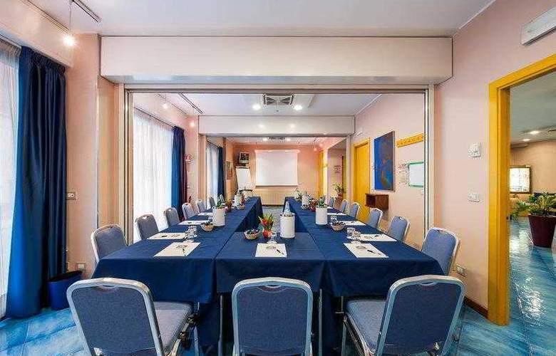 Best Western Mediterraneo - Hotel - 16