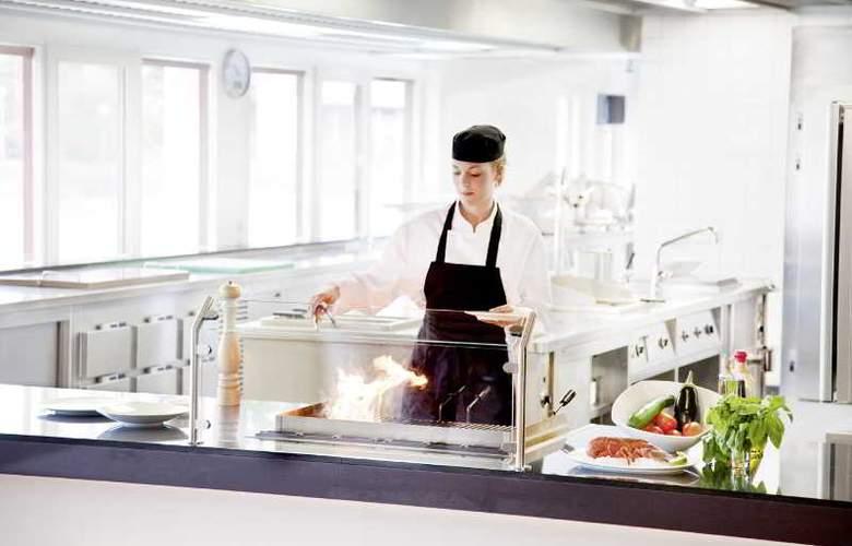 Mövenpick Hotel 's-Hertogenbosch - Restaurant - 34
