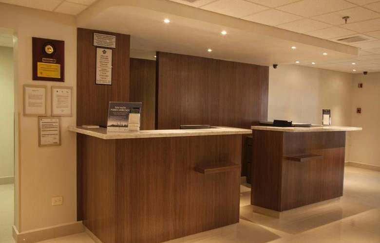 Hampton Inn & Suites Monterrey Norte - General - 7