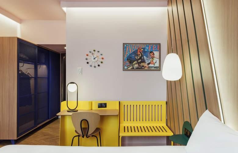 Ibis Styles Madrid City Las Ventas - Room - 6