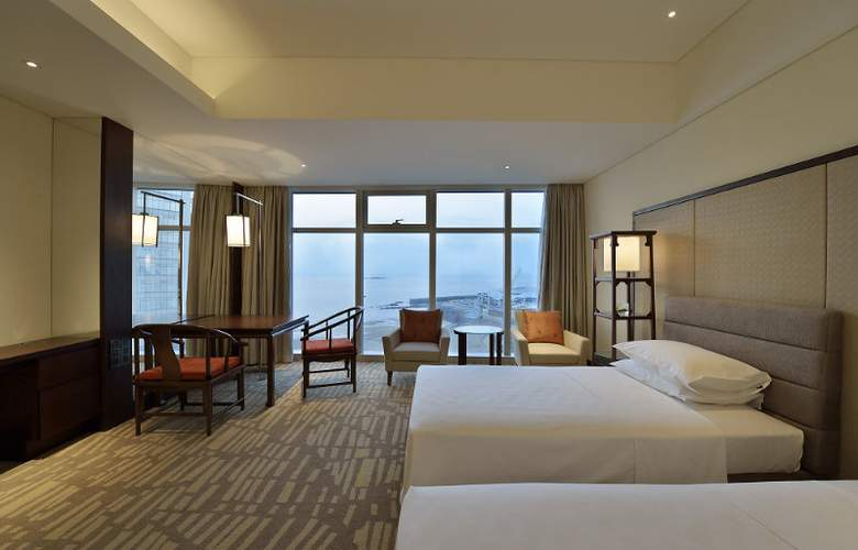 Hyatt Regency Qingdao - Room - 21
