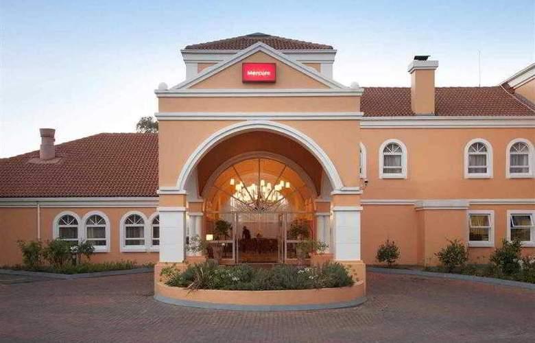 Mercure Johannesburg Randburg - Hotel - 14