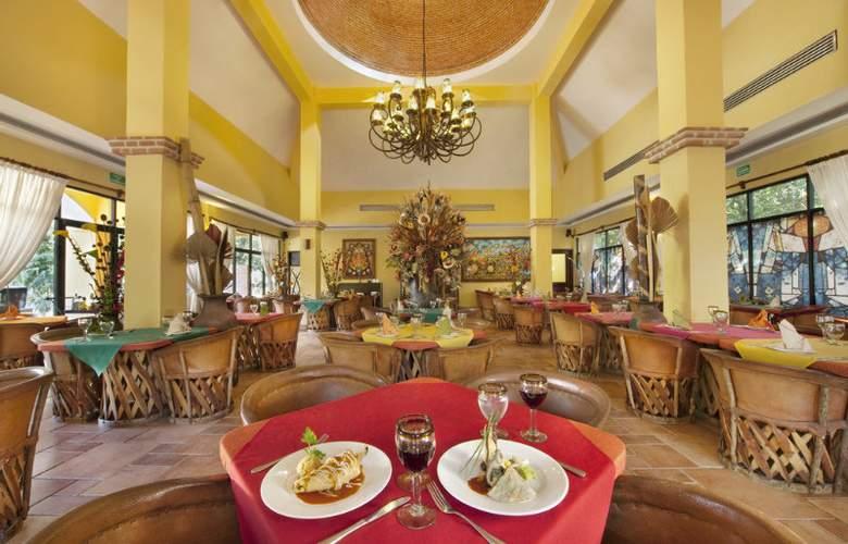 Viva Wyndham Maya All Inclusive - Restaurant - 18