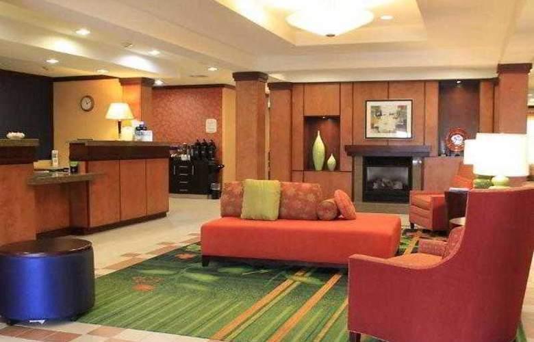 Fairfield Inn & Suites Denton - Hotel - 11