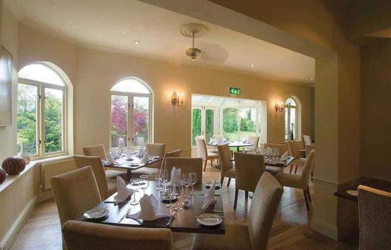 Hallmark Llyndir Hall, Chester South - Hotel - 4