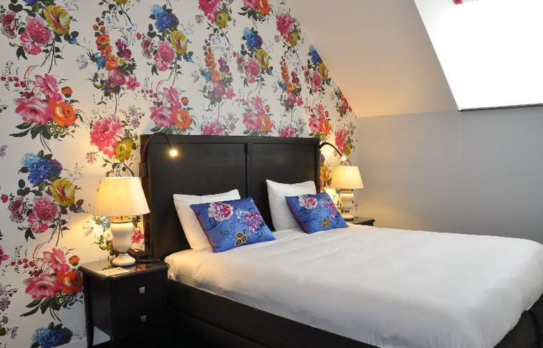 Pillows Grand Place Rouppe Brussels - Room - 9