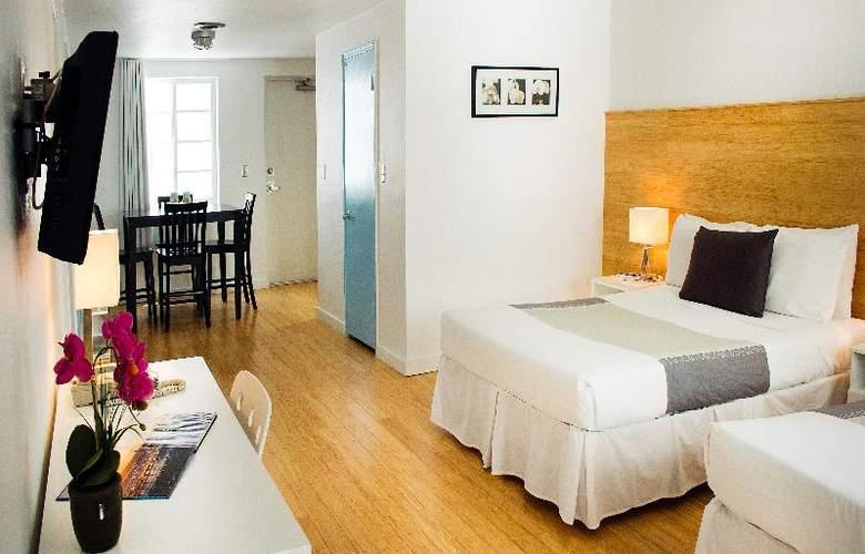 Aqua Hotel - Room - 8