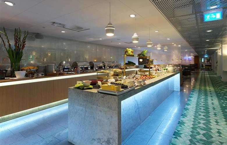 Best Western Plus Sthlm Bromma - Restaurant - 67