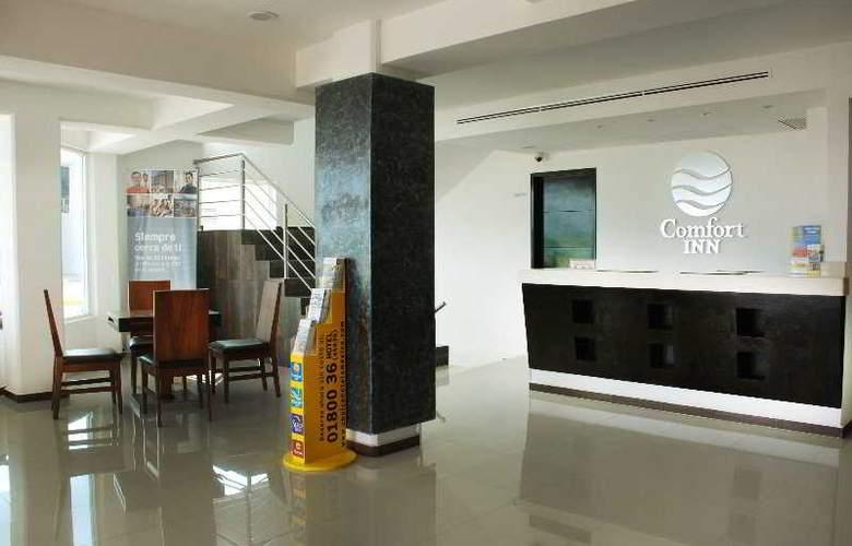 Comfort Inn Cancun Aeropuerto - General - 2