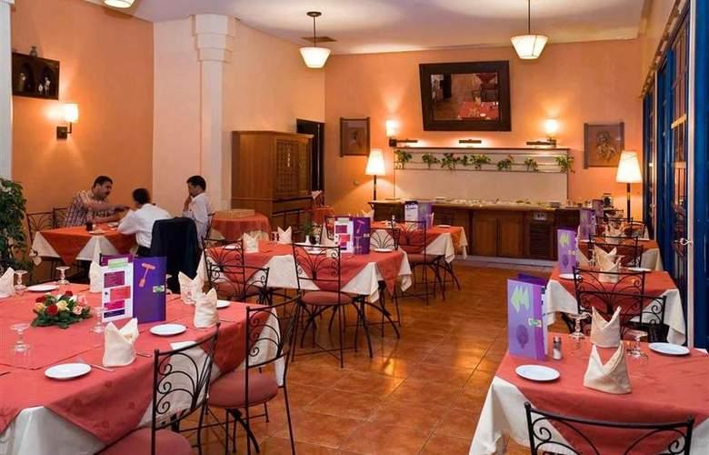 Ibis Oujda - Restaurant - 16