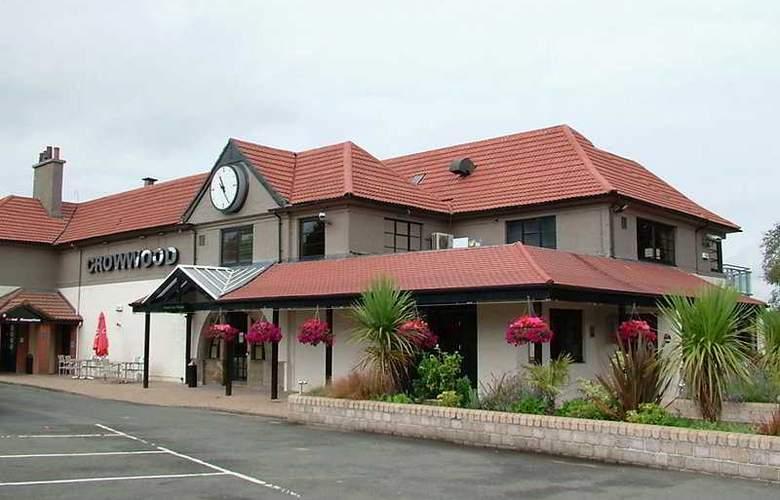 Crowwood House - Hotel - 0
