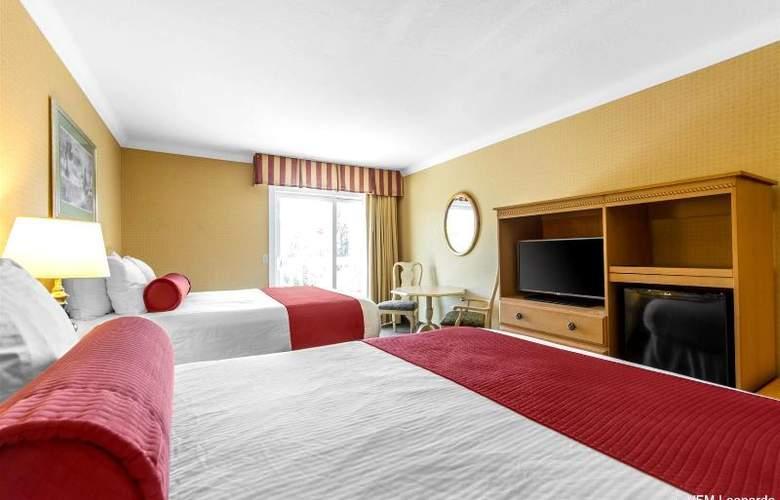 UpValley Inn & Hot Springs - Room - 4