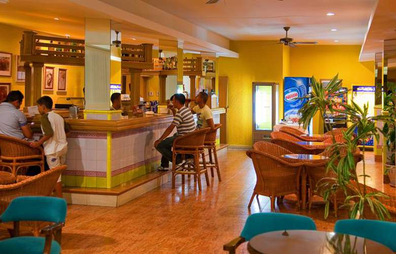 Diverhotel Roquetas - Bar - 5