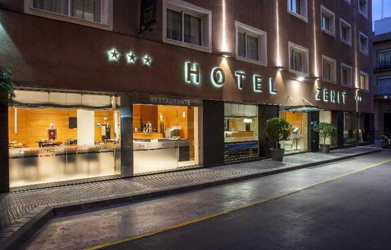 Zenit Malaga - Hotel - 6