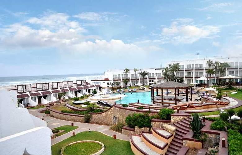 Casablanca Le Lido Thalasso & Spa - Hotel - 13