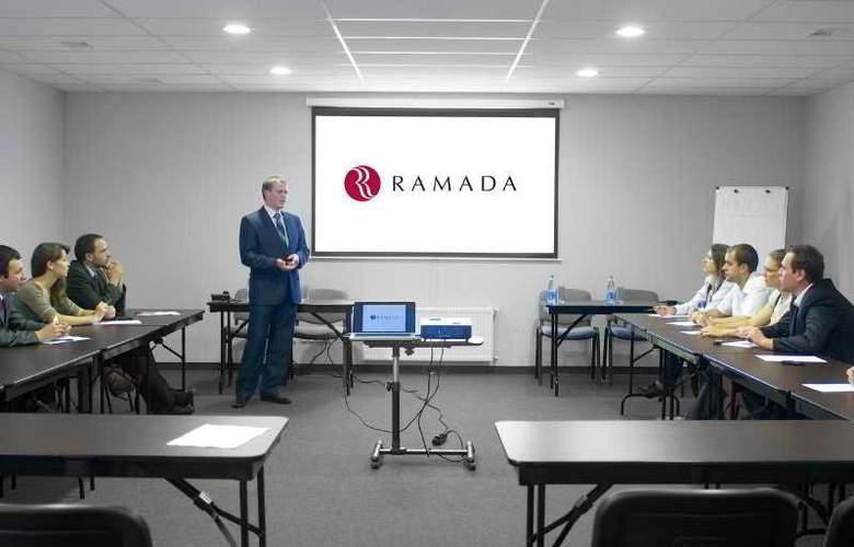 Ramada Lviv - Conference - 4