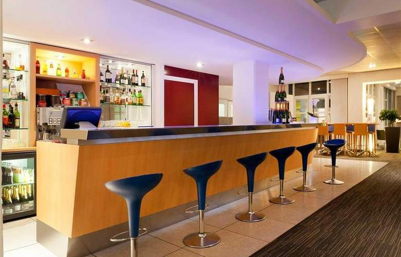 Novotel Lille Centre Grand Place - Bar - 57