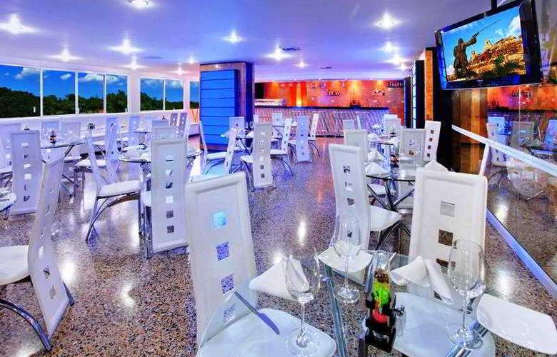 Cartagena Plaza Executive - Restaurant - 14