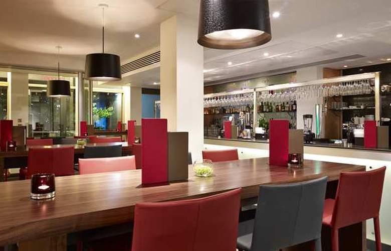 Hilton Garden Inn Birmingham Brindleyplace - Bar - 4