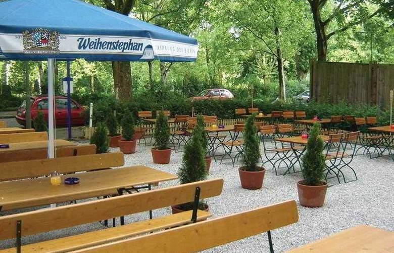 Enjoy hotel Berlin City Messe - Terrace - 4