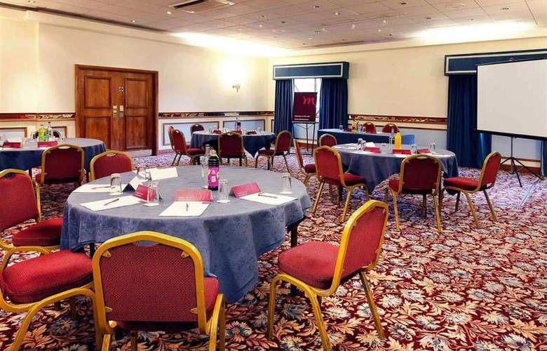 Mercure Chester North Woodhey House Hotel - Conference - 5