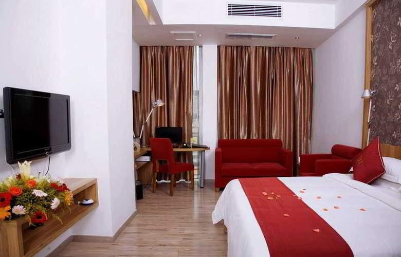 Ack Cyber Hotel Longgang - Room - 2