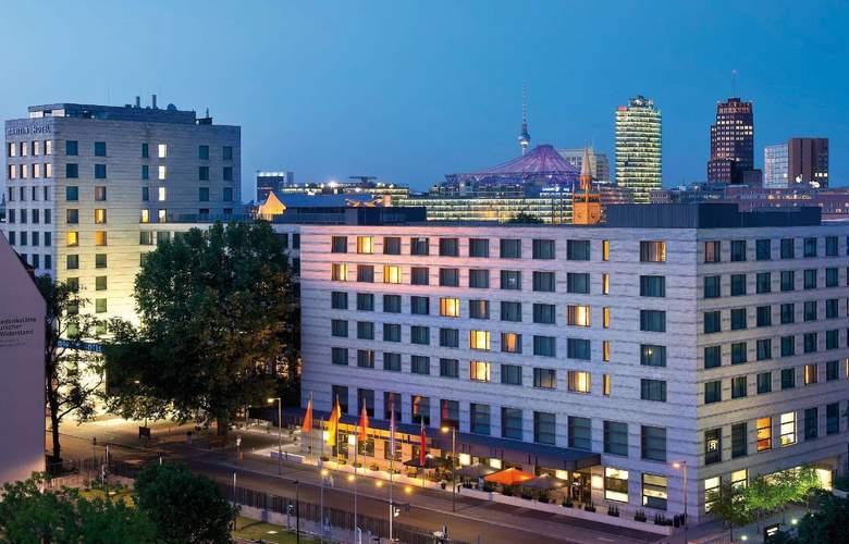 Maritim Berlin - Hotel - 0