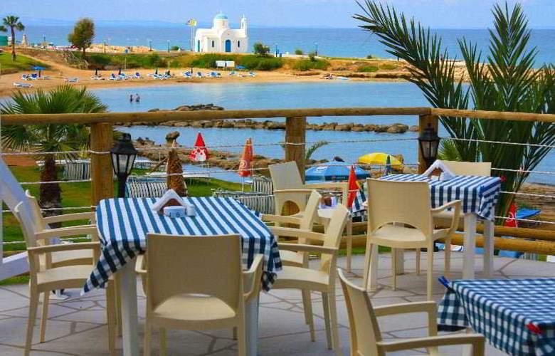 Myro Androu Hotel Apts - Terrace - 10
