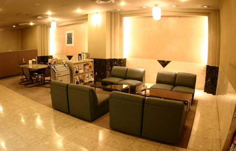 Hotel Pearl City Sendai - Hotel - 5