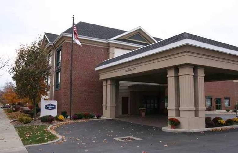 Hampton Inn East Aurora - Hotel - 4