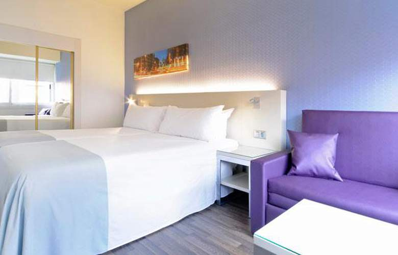 Tryp Madrid Chamberí - Room - 9