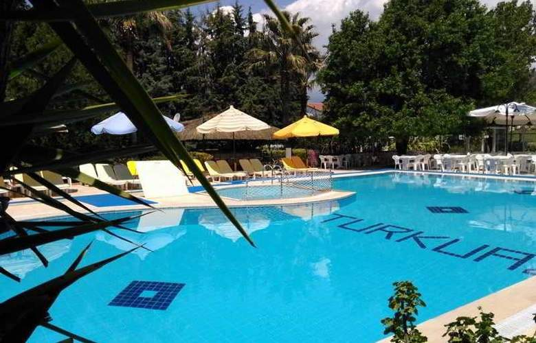 Club Turkuaz Garden  - Pool - 14