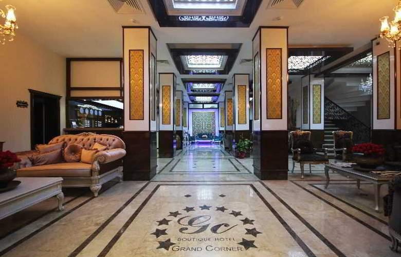 Grand Corner Boutique Hotel - General - 0