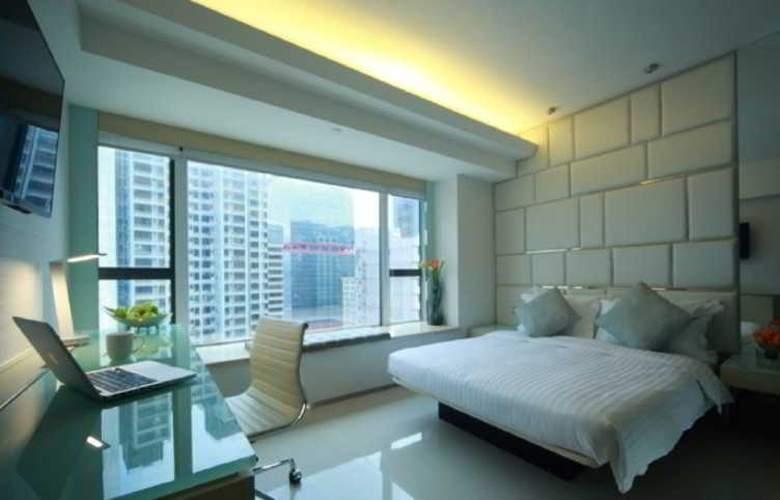 Iclub Sheung Wan Hotel - Room - 5