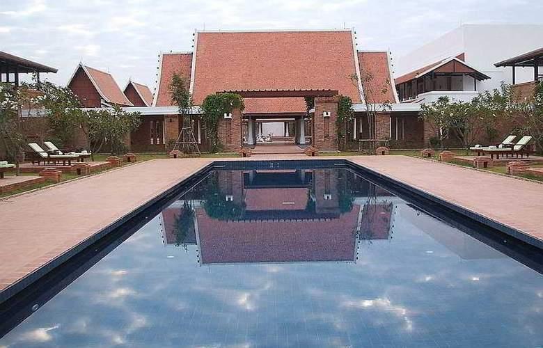Sukhothai Heritage Resort - Pool - 8