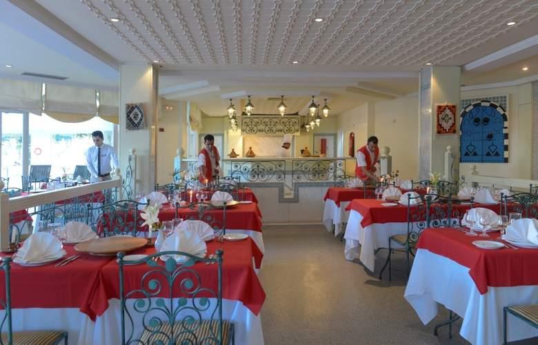 Vincci El Mansour - Restaurant - 13