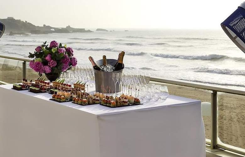 Sofitel Biarritz le Miramar Thalassa Sea & Spa - Conference - 61
