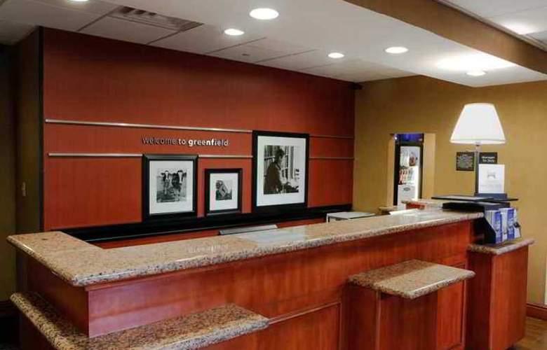 Hampton Inn & Suites Greenfield - Hotel - 1