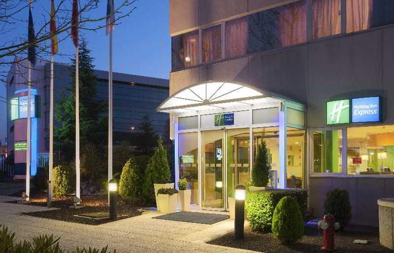 Holiday Inn Express Tres Cantos - Hotel - 0