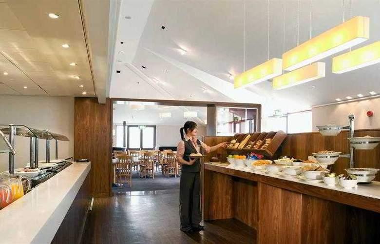 Novotel Stevenage - Hotel - 8