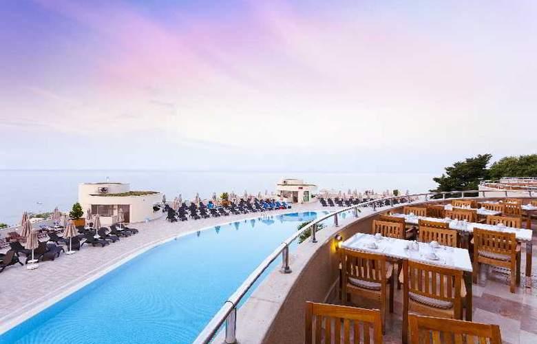 Melas Resort Hotel Side - Pool - 16