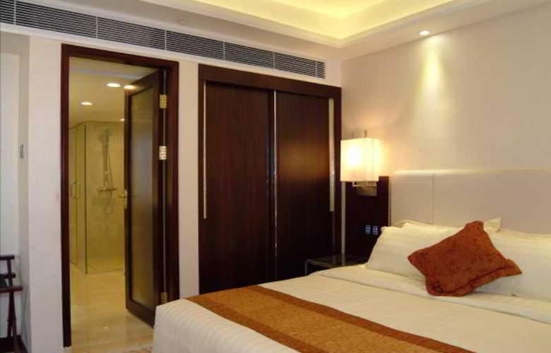 GuangDong Hotel - Room - 8