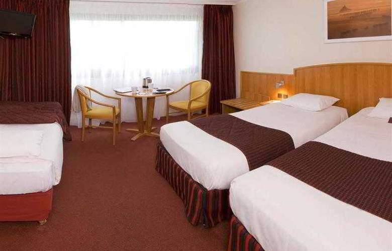 Mercure Mont Saint Michel - Hotel - 40