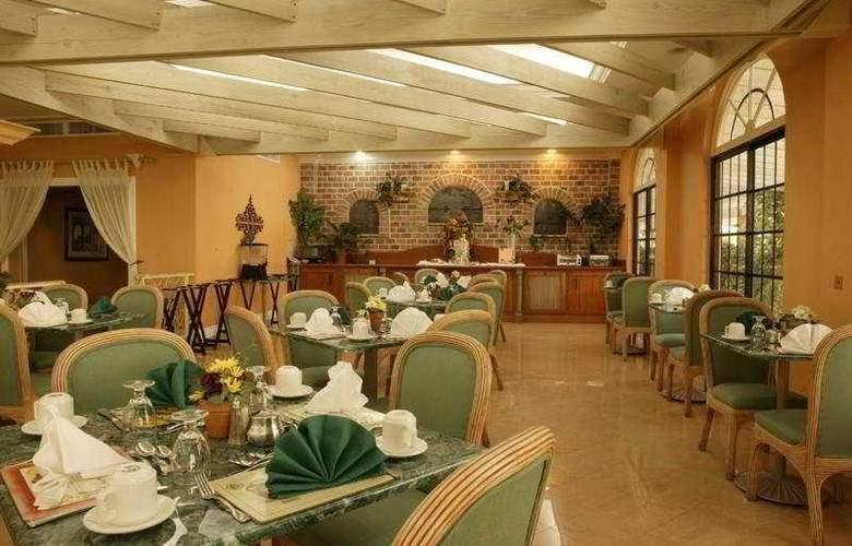 Knutsford Hotel - Restaurant - 5